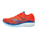 Zapatillas Saucony Hurricane ISO 5 Naranja Azul PV19
