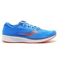 Zapatillas Saucony Jazz 21 Azul Naranja Pv19