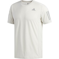 Camiseta Adidas Own The Run PV19 Hombre Blanco