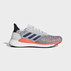 buy online a1aba 98f08 Zapatillas Adidas Solar Glide PV19 Gris Naranja Blanco Hombre