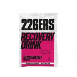 226ers Recovery Drink Single Dose Strawberry