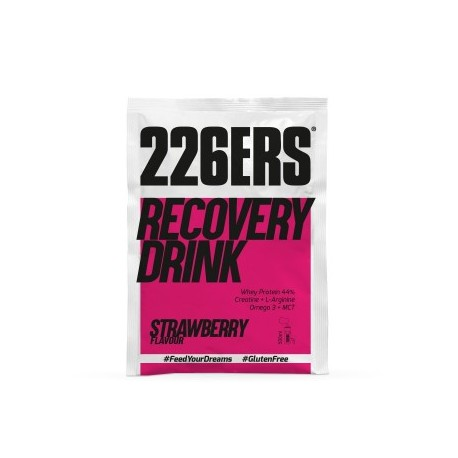 226ers Recovery Drink Monodosis Fresa