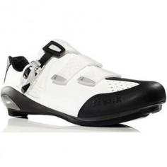 Zapatillas ciclismo Fizik R3 Uomo Blanco y Negro