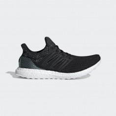 Zapatillas Adidas UltraBoost Parley Negro Blanco