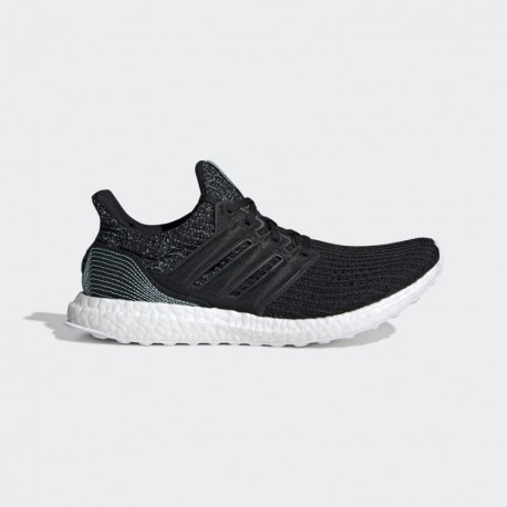 Adidas Ultra Boost Parley Black White SS19 365 Rider