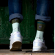 Calcetines Sporcks Casual Day Off Green