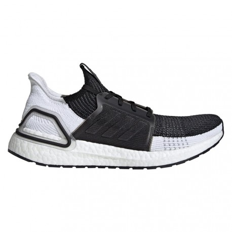 super cute 04fe7 b7c71 Adidas Ultra Boost 19 Negro Blanco PV19