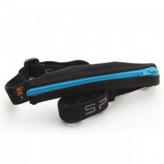 Cinturón Spibelt Water Resistant negro/azul turquesa-oscuro