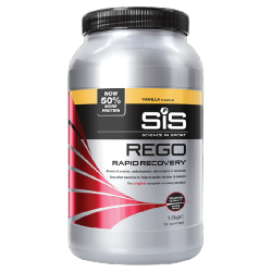 SIS REGO rapid recovery Vainilla 1.6 Kg