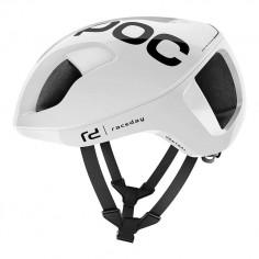 Casco POC Ventral SPIN Blanco Hydrogen Raceday