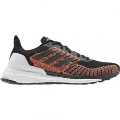 Zapatillas Adidas Solar Boost ST 19 Negro Rojo Blanco OI19