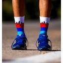 Sporcks HR Blue Socks