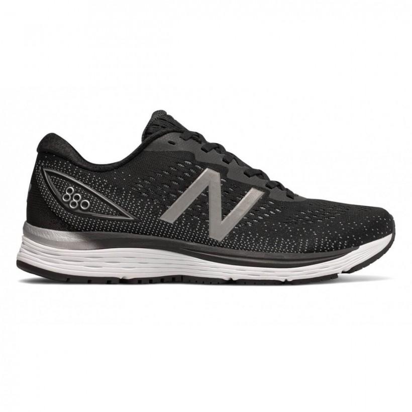 zapatillas plata new balance