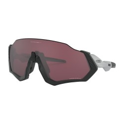 Gafas Oakley Flight Jacket Negro/Gris Mate Prizm Road Black