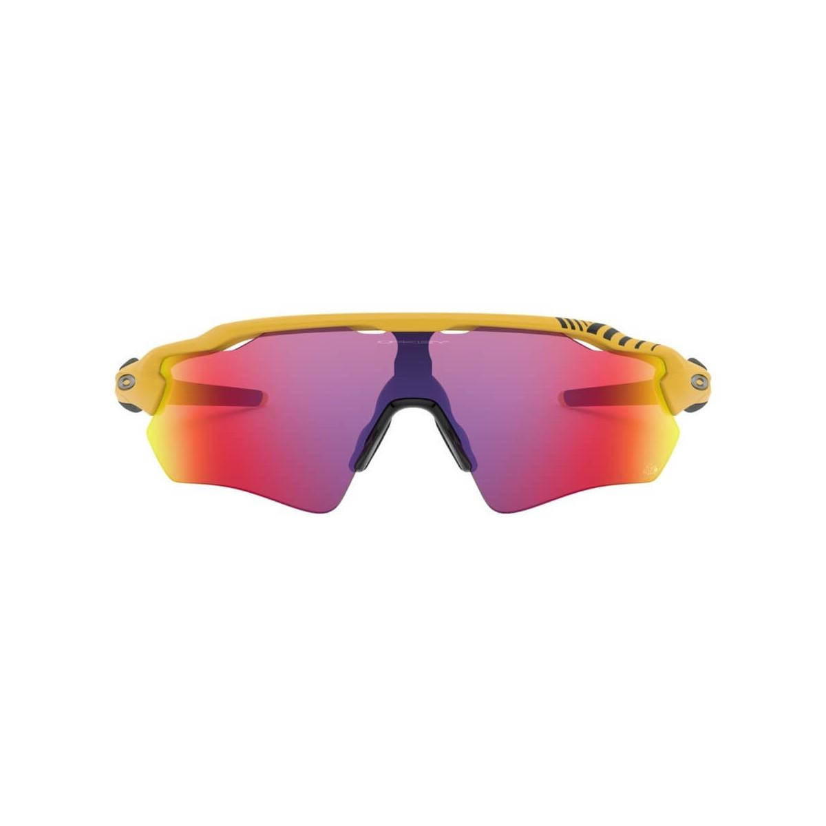 21cb22017 ... Gafas Running Oakley Radar EV Path -Tour de France Collection- Matte  Yellow Prizm Road ...