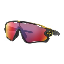 Gafas ciclismo Oakley Jawbreaker Tour de France Collection Matte Black Prizm Road