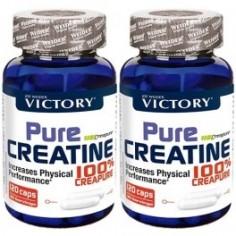 Victory Pure Creatine - 120 Cápsulas