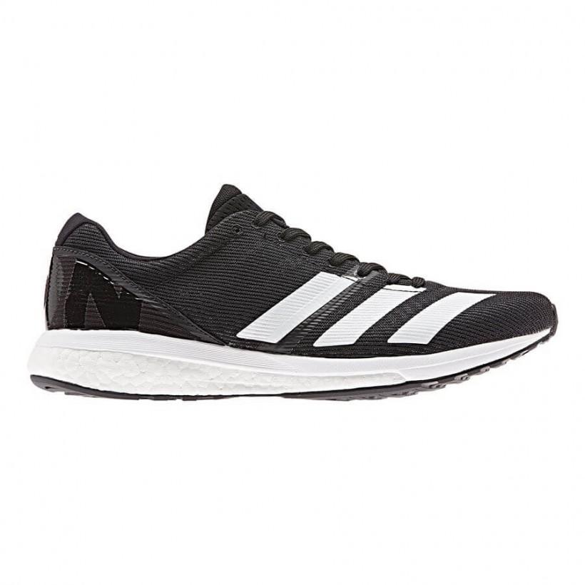 Zapatillas Adidas Adizero Adios 4 m Negro Blanco PV19