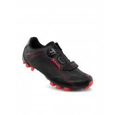 Zapatillas de MTB Spiuk Altube-M negro mate rojo