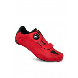Zapatillas de carretera Spiuk Altube Rojo Mate