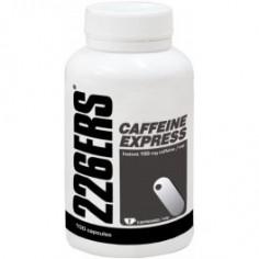 Cápsulas de cafeina 226ERS Caffeine Express Cafeína 100 caps 100 mg.