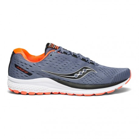 Saucony Jazz 20 Men's Running Shoes Grey 365 Rider