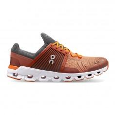 Zapatillas ON CloudSwift Naranja Rust Rock