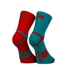 Sporcks Six Seconds Red Blue Sock