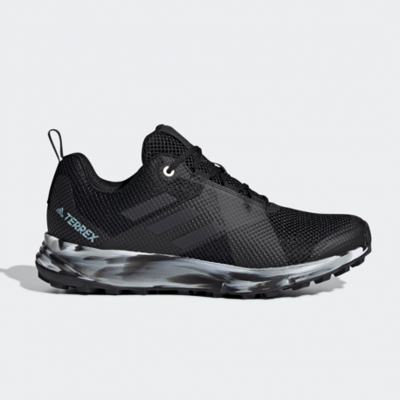 Trail Shoes Adidas Terrex Two Black AW19 Woman