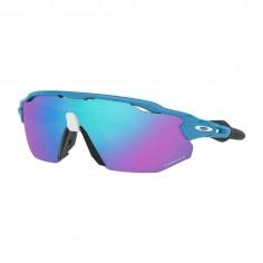 Gafas Ciclismo Oakley Radar Ev Advancer Azul Prizm Sapphire Iridium