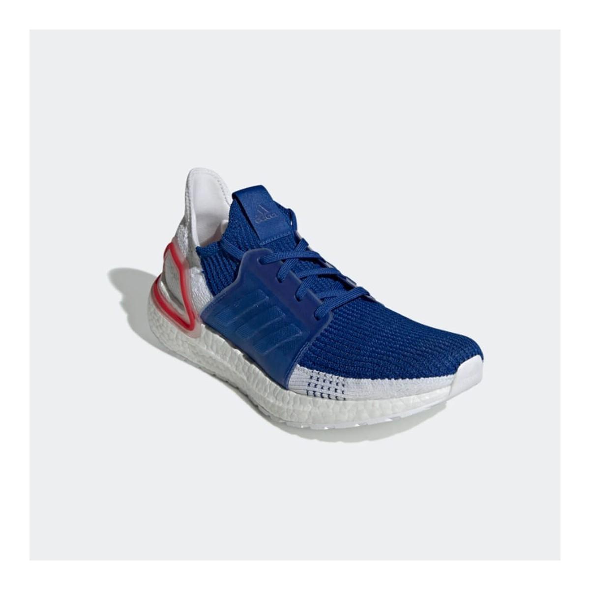 adidas boost azul hombre running