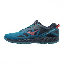 Zapatillas Trail Mizuno Wave Ibuki 2 Azul OI19