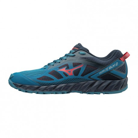 Zapatillas de Trail MIzuno Wave Ibuki 2 OI19 Azul