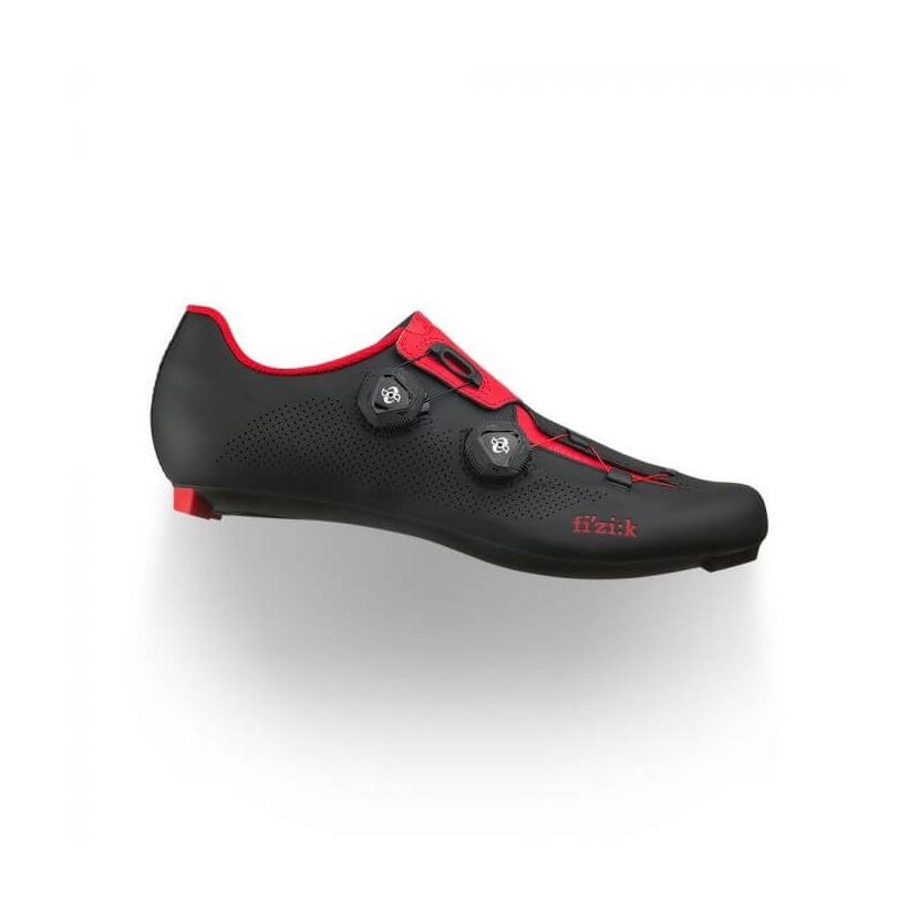 Fizik Aria R3 Shoes Black Red