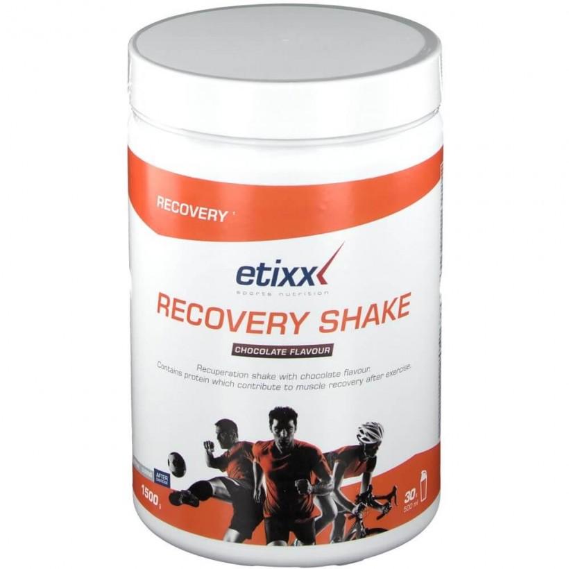 Recovery Shake Etixx 1500gr Chocolate