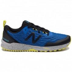 Zapatillas de Trail New Balance Nitrel SpeedRide v3 Azul Negro Amarillo OI19 Hombre