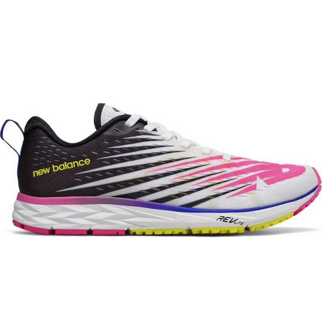 Zapatillas Running New Balance M1500 WM5 Blanco Negro Rosa ...