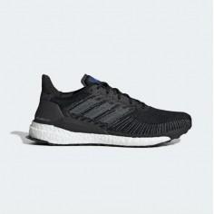 Zapatillas Adidas Solar Boost 19 Negro Gris OI19 Hombre