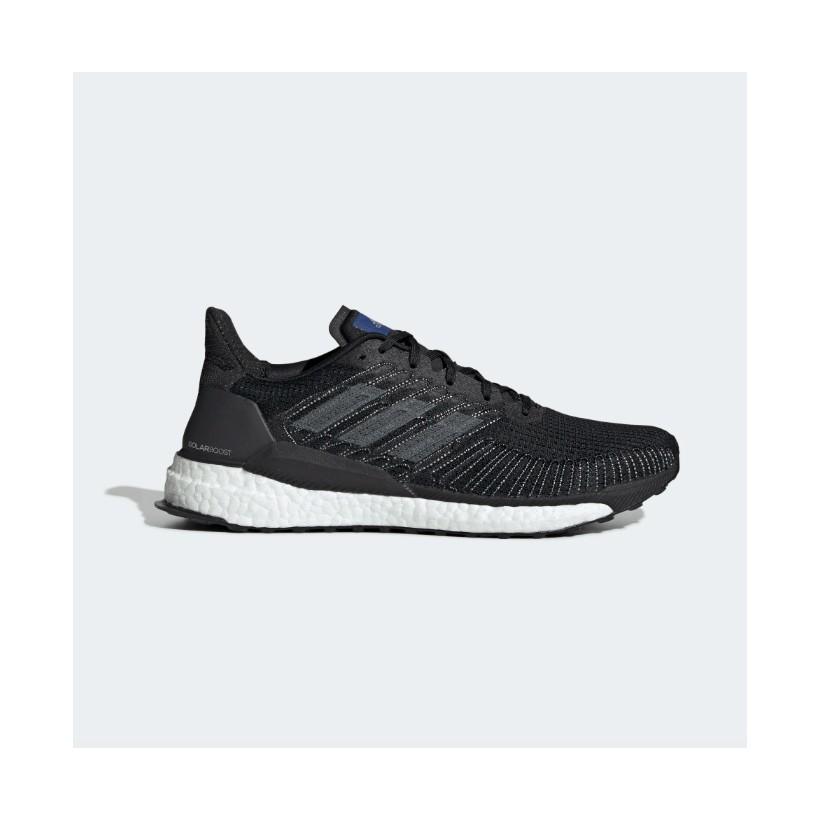 Adidas solar Boost running gris