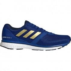Zapatillas Adidas Adizero Adios 4 Azul Dorado OI19