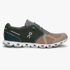Zapatillas On Cloud5050 Verde Marrón OI19 Hombre