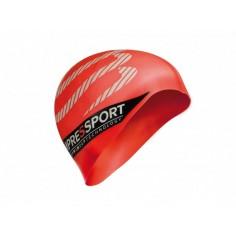 Compressport Red Swimming Cap