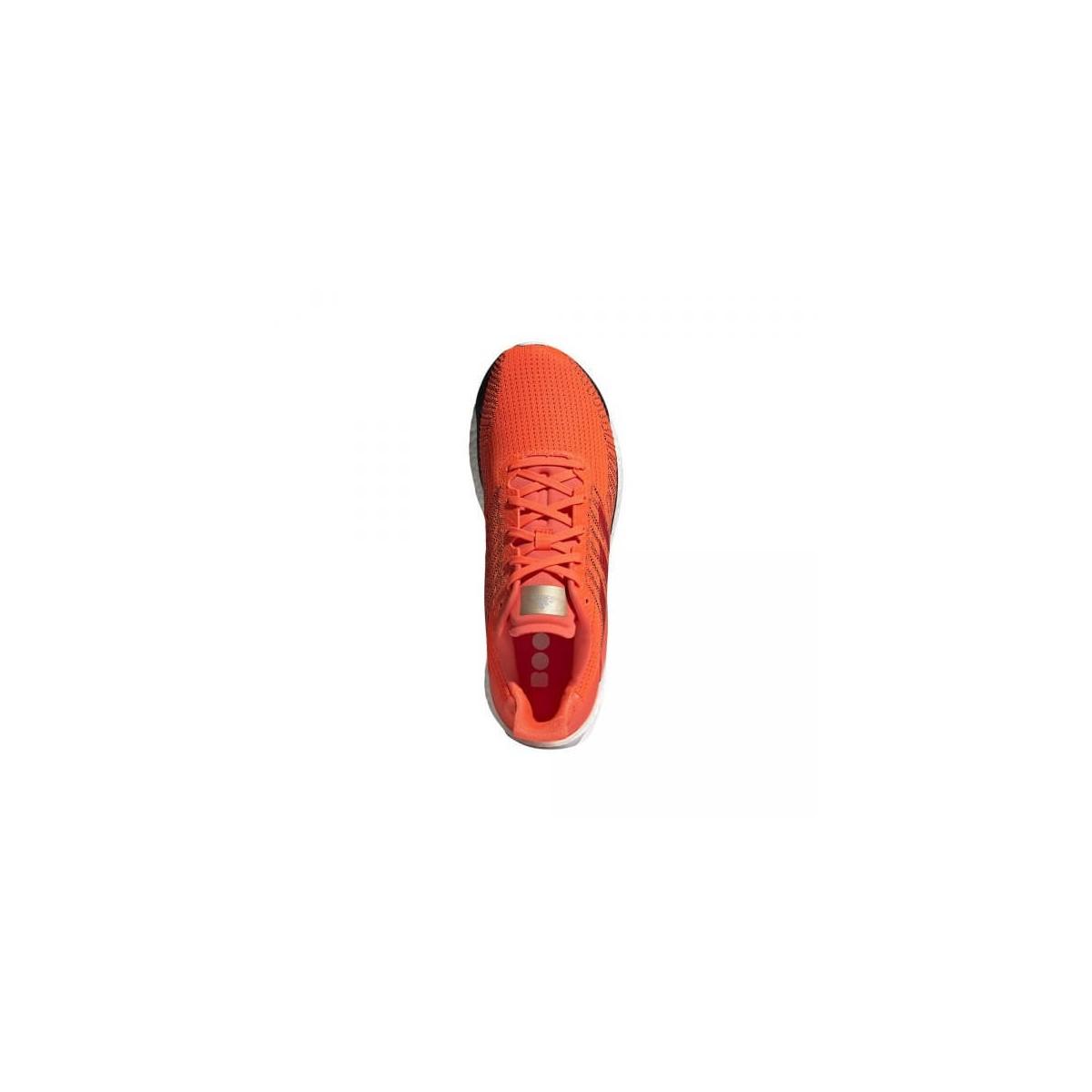 Zapatillas Adidas Solar Boost 19 Naranja OI19 Hombre