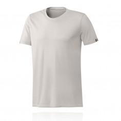 Camiseta Adidas 25/7 TEE M de manga corta Blanco Hombre
