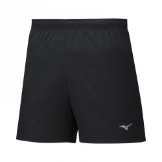 Pantalón Mizuno Impulse Core 5.5 Corto Negro