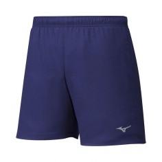 Pantalón Mizuno Impulse Core 5.5 Corto Azul