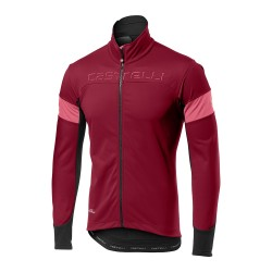 Chaqueta Castelli Transition Rojo
