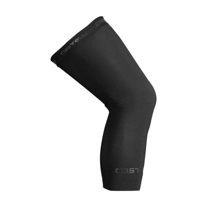 Rodillera Castelli Thermoflex 2 Negro