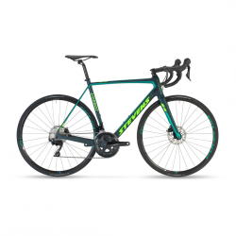 Bicicleta Stevens 20 Izoard Disc 52 Polar Petrol