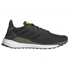 Zapatillas Adidas Solar Boost 19 Verde OI19 Hombre